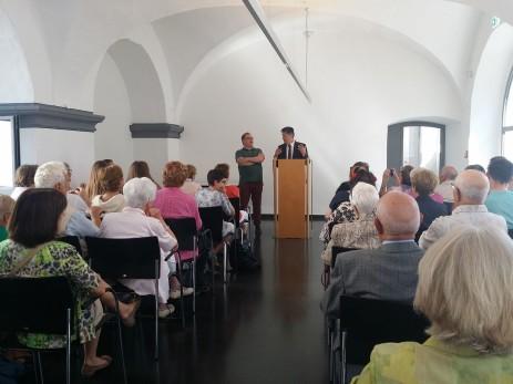 """Empfang des Bürgermeisters in der """"Alten Burg"""", 27.05.2017"""