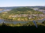 Die Rheinschleife