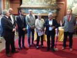 Empfang im Ratbaus der Stadt Amboise, 12.05.2018